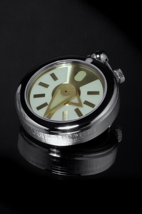 Angular Momentum Freehand Pocket Watch